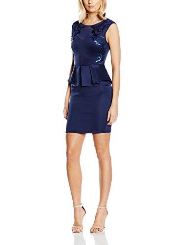 Kleid blau lipsy